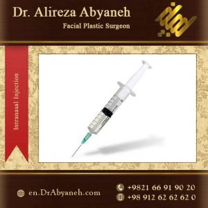 intranasal injection